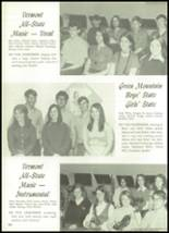 1971 Mt. Mansfield Union High School Yearbook Page 124 & 125