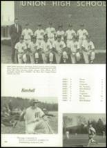 1971 Mt. Mansfield Union High School Yearbook Page 126 & 127
