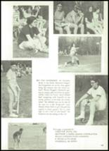1971 Mt. Mansfield Union High School Yearbook Page 128 & 129