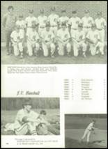 1971 Mt. Mansfield Union High School Yearbook Page 132 & 133