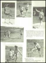 1971 Mt. Mansfield Union High School Yearbook Page 134 & 135
