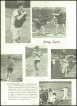 1971 Mt. Mansfield Union High School Yearbook Page 136 & 137