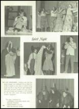 1971 Mt. Mansfield Union High School Yearbook Page 142 & 143