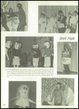 1971 Mt. Mansfield Union High School Yearbook Page 144 & 145