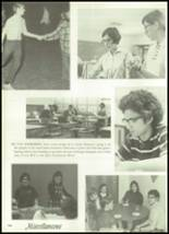 1971 Mt. Mansfield Union High School Yearbook Page 154 & 155