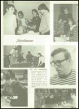 1971 Mt. Mansfield Union High School Yearbook Page 156 & 157