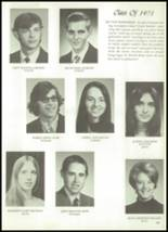 1971 Mt. Mansfield Union High School Yearbook Page 164 & 165