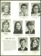 1971 Mt. Mansfield Union High School Yearbook Page 166 & 167