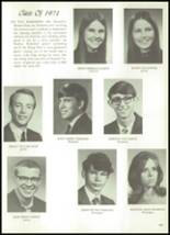 1971 Mt. Mansfield Union High School Yearbook Page 168 & 169