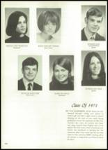 1971 Mt. Mansfield Union High School Yearbook Page 170 & 171