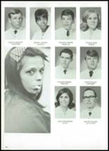 1968 Notre Dame High School Yearbook Page 28 & 29