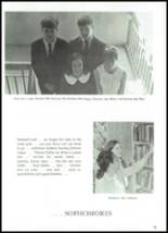 1968 Notre Dame High School Yearbook Page 38 & 39
