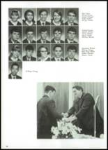 1968 Notre Dame High School Yearbook Page 50 & 51