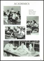 1968 Notre Dame High School Yearbook Page 52 & 53