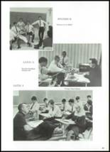 1968 Notre Dame High School Yearbook Page 58 & 59