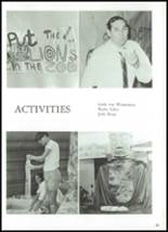 1968 Notre Dame High School Yearbook Page 68 & 69