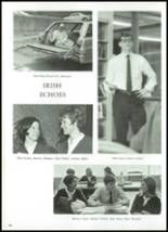 1968 Notre Dame High School Yearbook Page 70 & 71