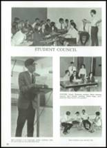1968 Notre Dame High School Yearbook Page 86 & 87