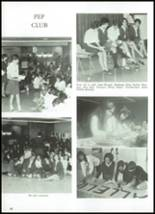 1968 Notre Dame High School Yearbook Page 98 & 99