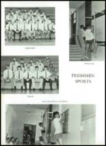 1968 Notre Dame High School Yearbook Page 124 & 125