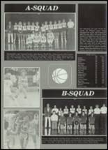 1983 Hatton High School Yearbook Page 10 & 11