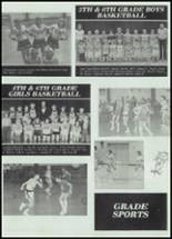 1983 Hatton High School Yearbook Page 18 & 19