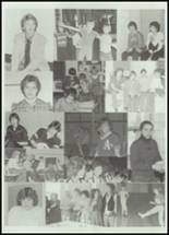 1983 Hatton High School Yearbook Page 20 & 21