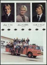 1983 Hatton High School Yearbook Page 22 & 23