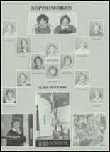 1983 Hatton High School Yearbook Page 26 & 27