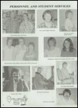 1983 Hatton High School Yearbook Page 36 & 37