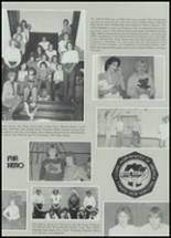 1983 Hatton High School Yearbook Page 38 & 39