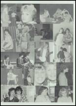 1983 Hatton High School Yearbook Page 40 & 41