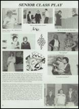 1983 Hatton High School Yearbook Page 46 & 47