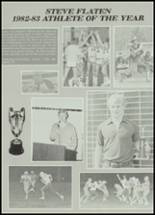 1983 Hatton High School Yearbook Page 50 & 51