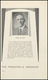 1930 Lewis & Clark High School Yearbook Page 14 & 15