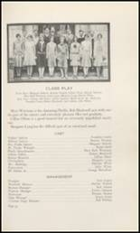 1930 Lewis & Clark High School Yearbook Page 44 & 45