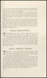 1930 Lewis & Clark High School Yearbook Page 76 & 77