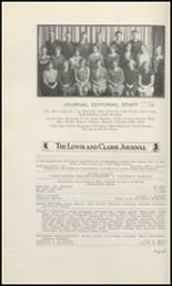 1930 Lewis & Clark High School Yearbook Page 98 & 99