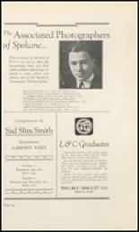 1930 Lewis & Clark High School Yearbook Page 130 & 131