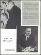 1959 East Rutherford High School Yearbook Page 16 & 17