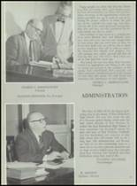 1959 East Rutherford High School Yearbook Page 18 & 19