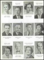 1959 East Rutherford High School Yearbook Page 20 & 21