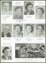 1959 East Rutherford High School Yearbook Page 22 & 23