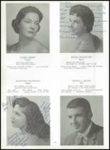 1959 East Rutherford High School Yearbook Page 28 & 29