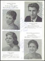 1959 East Rutherford High School Yearbook Page 32 & 33