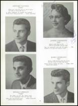 1959 East Rutherford High School Yearbook Page 34 & 35