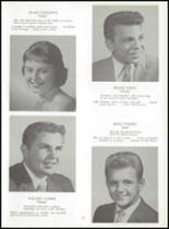 1959 East Rutherford High School Yearbook Page 36 & 37
