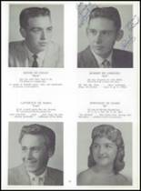1959 East Rutherford High School Yearbook Page 38 & 39