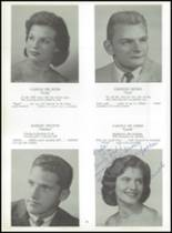 1959 East Rutherford High School Yearbook Page 40 & 41