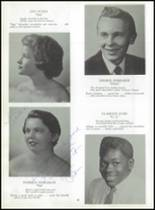 1959 East Rutherford High School Yearbook Page 42 & 43